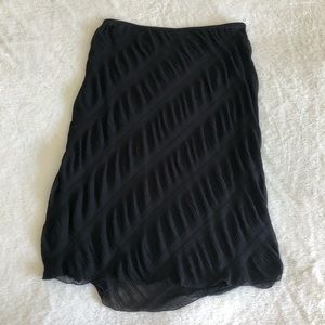 Black KENNETH COLE SKIRT